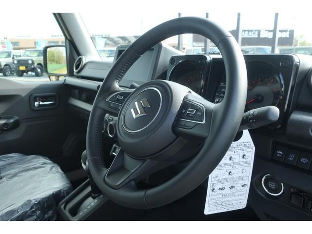XC 4WD 届出済未使用車 リフトアップ 新品社外16INホイール 新品オープンカントリータイヤ 衝突被害軽減ブレーキ レーンアシスト ダウンヒルアシスト LEDライト オートライト クルーズコントロール(9枚目)