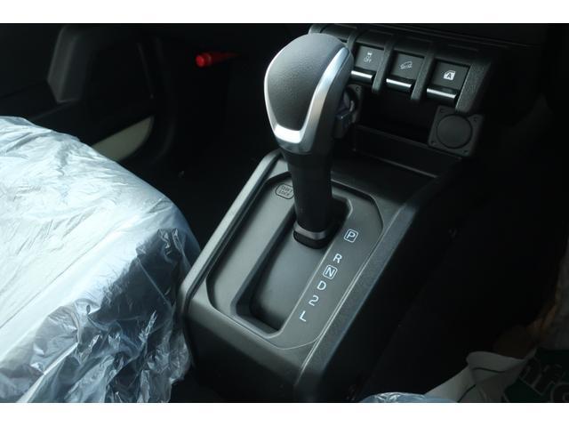 XC 4WD 届出済未使用車 リフトアップ 新品社外16INホイール 新品オープンカントリータイヤ 衝突被害軽減ブレーキ レーンアシスト ダウンヒルアシスト LEDライト オートライト クルーズコントロール(33枚目)