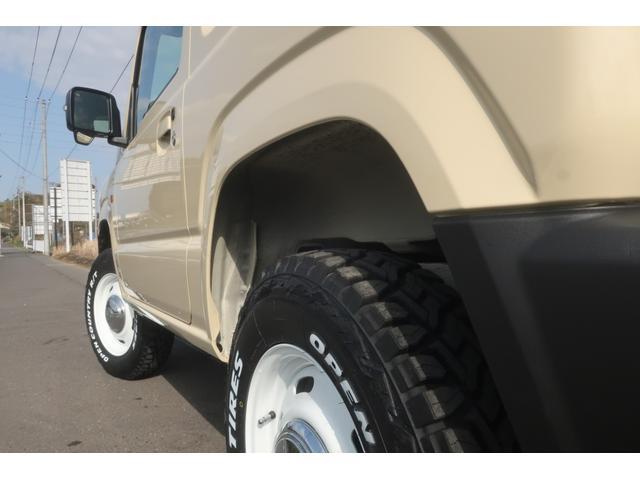 XC 4WD 届出済未使用車 リフトアップ 新品社外16INホイール 新品オープンカントリータイヤ 衝突被害軽減ブレーキ レーンアシスト ダウンヒルアシスト LEDライト オートライト クルーズコントロール(67枚目)