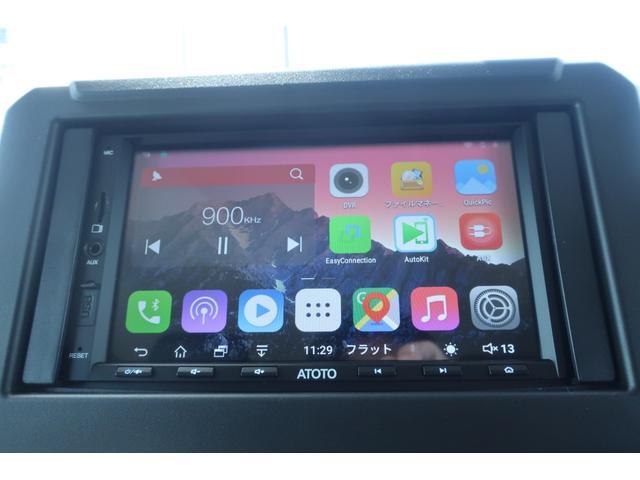 XC 4WD リフトアップ オーバーフェンダー 社外足回り一式 バンパーボディー同色塗装 社外16INアルミ 社外MTタイヤ 社外アンドロイドナビ ETC Bluetooth 背面タイヤハードカバー(10枚目)