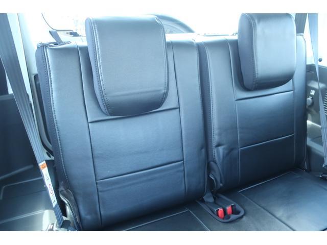 XC 4WD リフトアップ オーバーフェンダー 社外足回り一式 バンパーボディー同色塗装 社外16INアルミ 社外MTタイヤ 社外アンドロイドナビ ETC Bluetooth 背面タイヤハードカバー(17枚目)