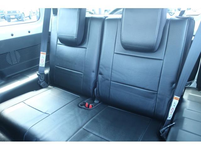XC 4WD リフトアップ オーバーフェンダー 社外足回り一式 バンパーボディー同色塗装 社外16INアルミ 社外MTタイヤ 社外アンドロイドナビ ETC Bluetooth 背面タイヤハードカバー(19枚目)