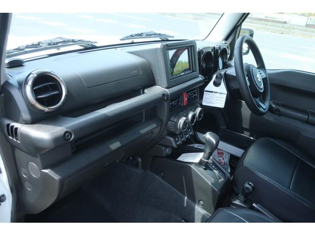 XC 4WD リフトアップ オーバーフェンダー 社外足回り一式 バンパーボディー同色塗装 社外16INアルミ 社外MTタイヤ 社外アンドロイドナビ ETC Bluetooth 背面タイヤハードカバー(44枚目)