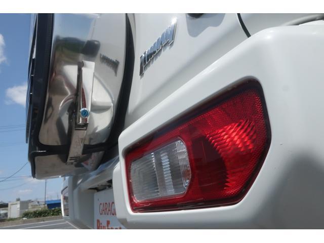 XC 4WD リフトアップ オーバーフェンダー 社外足回り一式 バンパーボディー同色塗装 社外16INアルミ 社外MTタイヤ 社外アンドロイドナビ ETC Bluetooth 背面タイヤハードカバー(63枚目)