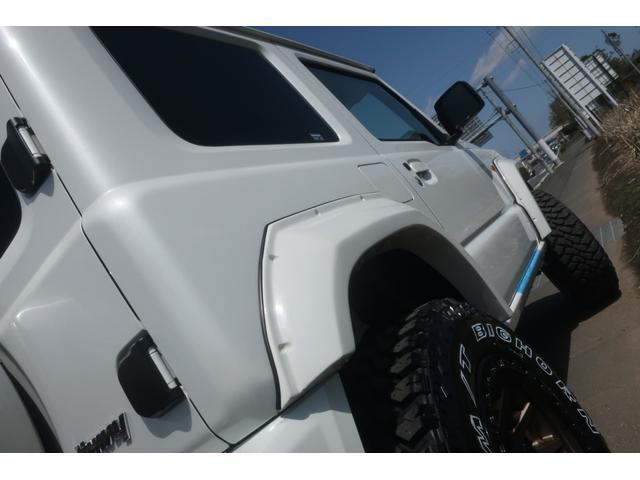 XC 4WD リフトアップ オーバーフェンダー 社外足回り一式 バンパーボディー同色塗装 社外16INアルミ 社外MTタイヤ 社外アンドロイドナビ ETC Bluetooth 背面タイヤハードカバー(69枚目)