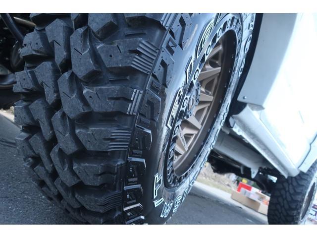 XC 4WD リフトアップ オーバーフェンダー 社外足回り一式 バンパーボディー同色塗装 社外16INアルミ 社外MTタイヤ 社外アンドロイドナビ ETC Bluetooth 背面タイヤハードカバー(71枚目)