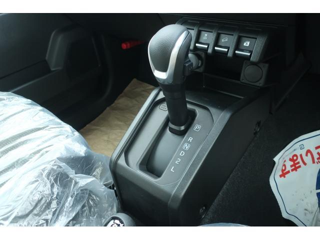 XC 届出済未使用車 リフトアップ カスタムグリル 新品16インチアルミホイール 新品ジオランダーM/Tタイヤ LEDヘッドライト ヘッドライトウォッシャー クルーズコントロール スズキセーフティサポート(11枚目)