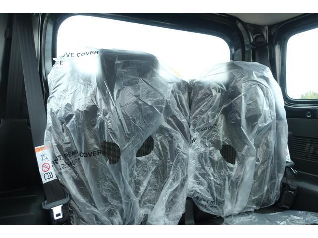 XC 届出済未使用車 リフトアップ カスタムグリル 新品16インチアルミホイール 新品ジオランダーM/Tタイヤ LEDヘッドライト ヘッドライトウォッシャー クルーズコントロール スズキセーフティサポート(18枚目)