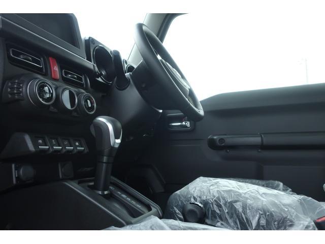 XC 届出済未使用車 リフトアップ カスタムグリル 新品16インチアルミホイール 新品ジオランダーM/Tタイヤ LEDヘッドライト ヘッドライトウォッシャー クルーズコントロール スズキセーフティサポート(30枚目)