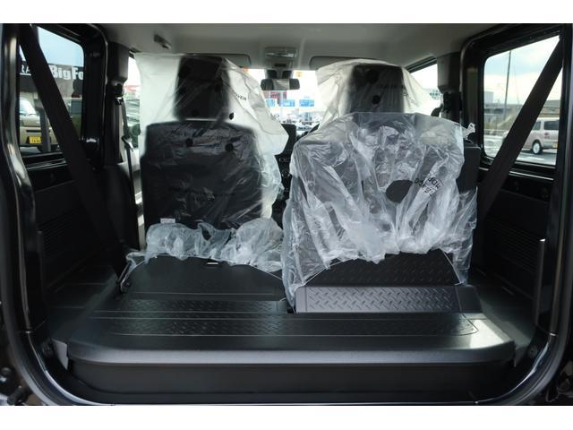 XC 届出済未使用車 リフトアップ カスタムグリル 新品16インチアルミホイール 新品ジオランダーM/Tタイヤ LEDヘッドライト ヘッドライトウォッシャー クルーズコントロール スズキセーフティサポート(56枚目)