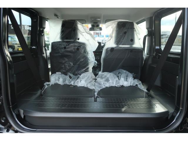 XC 届出済未使用車 リフトアップ カスタムグリル 新品16インチアルミホイール 新品ジオランダーM/Tタイヤ LEDヘッドライト ヘッドライトウォッシャー クルーズコントロール スズキセーフティサポート(57枚目)