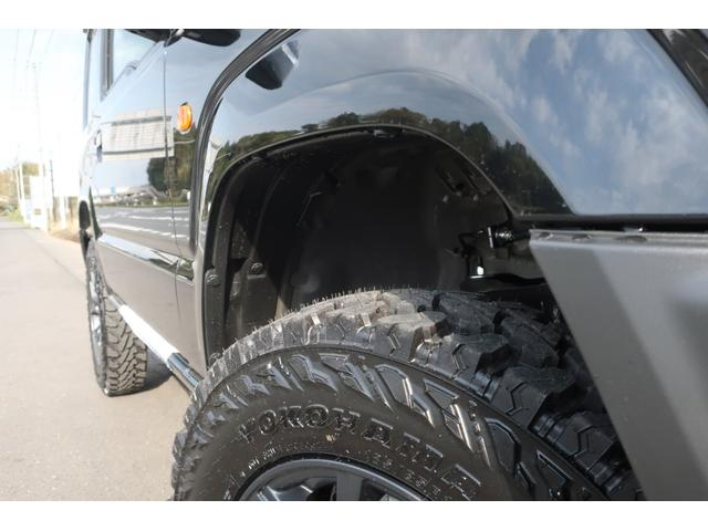 XC 届出済未使用車 リフトアップ カスタムグリル 新品16インチアルミホイール 新品ジオランダーM/Tタイヤ LEDヘッドライト ヘッドライトウォッシャー クルーズコントロール スズキセーフティサポート(65枚目)