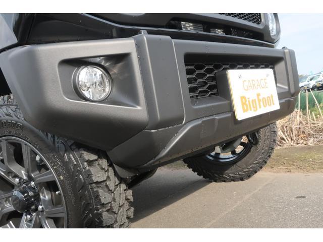XC 届出済未使用車 リフトアップ カスタムグリル 新品16インチアルミホイール 新品ジオランダーM/Tタイヤ LEDヘッドライト ヘッドライトウォッシャー クルーズコントロール スズキセーフティサポート(67枚目)