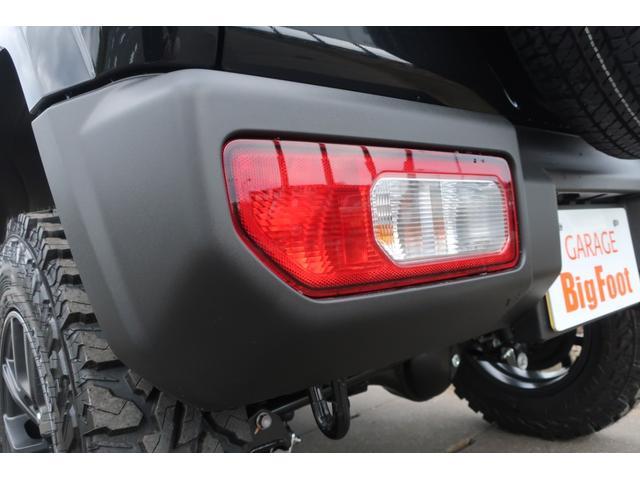 XC 届出済未使用車 リフトアップ カスタムグリル 新品16インチアルミホイール 新品ジオランダーM/Tタイヤ LEDヘッドライト ヘッドライトウォッシャー クルーズコントロール スズキセーフティサポート(73枚目)