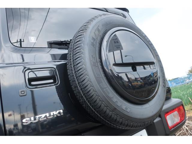 XC 届出済未使用車 リフトアップ カスタムグリル 新品16インチアルミホイール 新品ジオランダーM/Tタイヤ LEDヘッドライト ヘッドライトウォッシャー クルーズコントロール スズキセーフティサポート(76枚目)