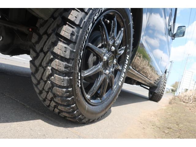 PC 4WD 新品14インチアルミ 新品MTタイヤ 衝突被害軽減ブレーキ 衝突安全ボディー レーンアシスト ふらつき警報 オートライト 盗難防止装置 後方クリアランスソナー オーバーヘッドシェルフ(76枚目)