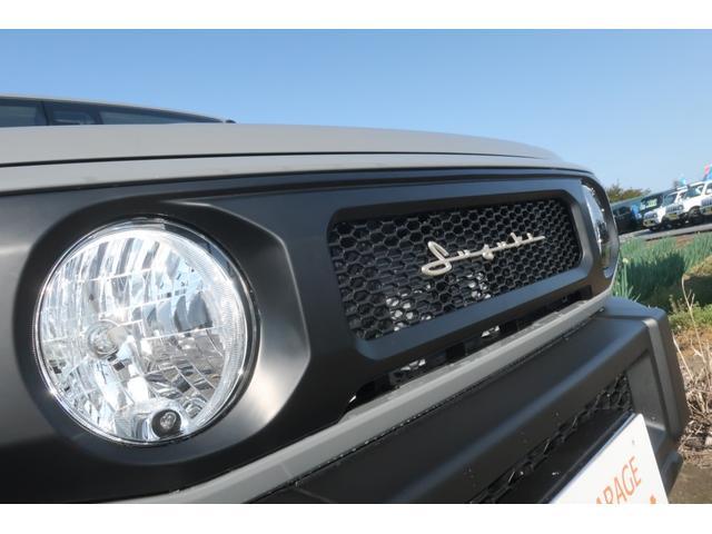 XL 4WD 届出済未使用車 1.5インチリフトアップ 社外新品16インチアルミ 新品ジオランダーMTタイヤ 社外フロントグリル 衝突軽減ブレーキ レーンアシスト ダウンヒルアシスト 衝突安全ボディー(7枚目)