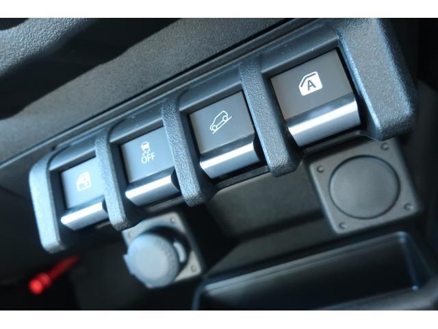 XL 4WD 届出済未使用車 1.5インチリフトアップ 社外新品16インチアルミ 新品ジオランダーMTタイヤ 社外フロントグリル 衝突軽減ブレーキ レーンアシスト ダウンヒルアシスト 衝突安全ボディー(30枚目)