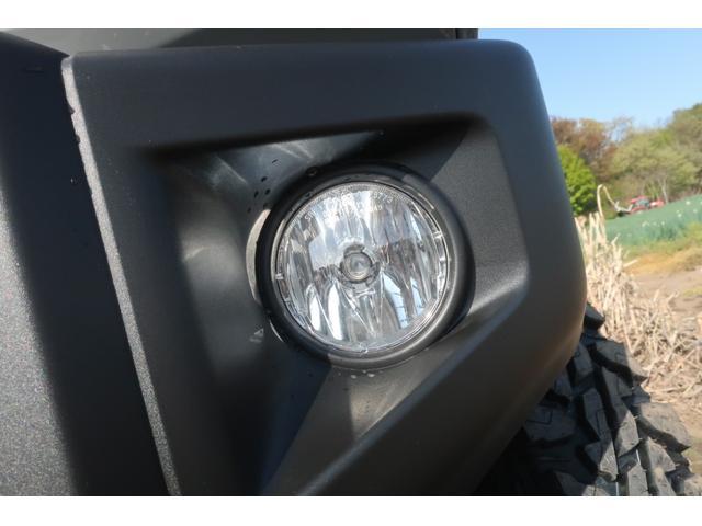 XL 4WD 届出済未使用車 1.5インチリフトアップ 社外新品16インチアルミ 新品ジオランダーMTタイヤ 社外フロントグリル 衝突軽減ブレーキ レーンアシスト ダウンヒルアシスト 衝突安全ボディー(53枚目)