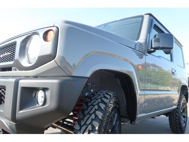 XL 4WD 届出済未使用車 1.5インチリフトアップ 社外新品16インチアルミ 新品ジオランダーMTタイヤ 社外フロントグリル 衝突軽減ブレーキ レーンアシスト ダウンヒルアシスト 衝突安全ボディー(62枚目)