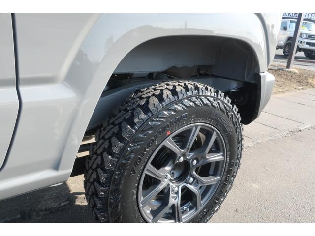 XL 4WD 届出済未使用車 1.5インチリフトアップ 社外新品16インチアルミ 新品ジオランダーMTタイヤ 社外フロントグリル 衝突軽減ブレーキ レーンアシスト ダウンヒルアシスト 衝突安全ボディー(63枚目)