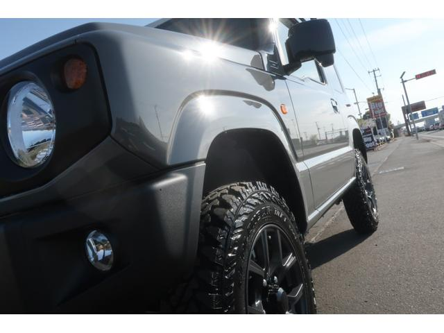 XL 4WD 届出済未使用車 1.5インチリフトアップ 社外新品16インチアルミ 新品ジオランダーMTタイヤ 社外フロントグリル 衝突軽減ブレーキ レーンアシスト ダウンヒルアシスト 衝突安全ボディー(65枚目)