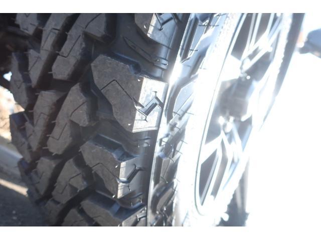 XL 4WD 届出済未使用車 1.5インチリフトアップ 社外新品16インチアルミ 新品ジオランダーMTタイヤ 社外フロントグリル 衝突軽減ブレーキ レーンアシスト ダウンヒルアシスト 衝突安全ボディー(66枚目)