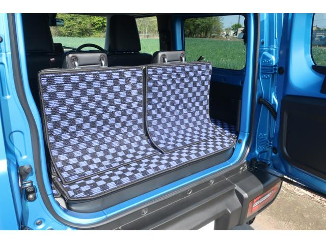 XC 4WD RAYS16インチアルミ オープンカントリーRTタイヤ カロッツェリアタブレットユニット ドラレコ トラストマフラー 社外LEDテールレンズ 社外フロアマット ラケッジマット 社外パーツ(57枚目)