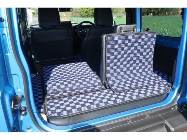 XC 4WD RAYS16インチアルミ オープンカントリーRTタイヤ カロッツェリアタブレットユニット ドラレコ トラストマフラー 社外LEDテールレンズ 社外フロアマット ラケッジマット 社外パーツ(58枚目)