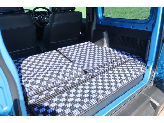XC 4WD RAYS16インチアルミ オープンカントリーRTタイヤ カロッツェリアタブレットユニット ドラレコ トラストマフラー 社外LEDテールレンズ 社外フロアマット ラケッジマット 社外パーツ(59枚目)