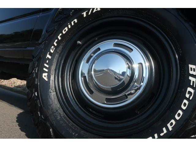 XC 4WD 陸送費無料 DEAN16インチアルミ BFグッドリッチMTタイヤ 社外マフラー 背面タイヤレスカバー 社外ラゲッジマット レーンアシスト 衝突軽減ブレーキ ダウンヒルアシスト  LEDライト(8枚目)