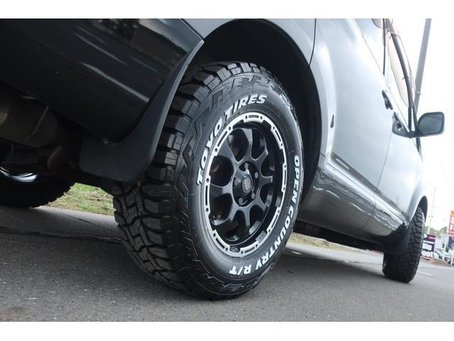 D パワーパッケージ 4WD 新品16インチAW 新品オープンカントリーR/Tタイヤ SDナビ フルセグ 10インチフリップダウンモニター バックカメラ Bluetooth ETC 両側電動スライドドア(8枚目)