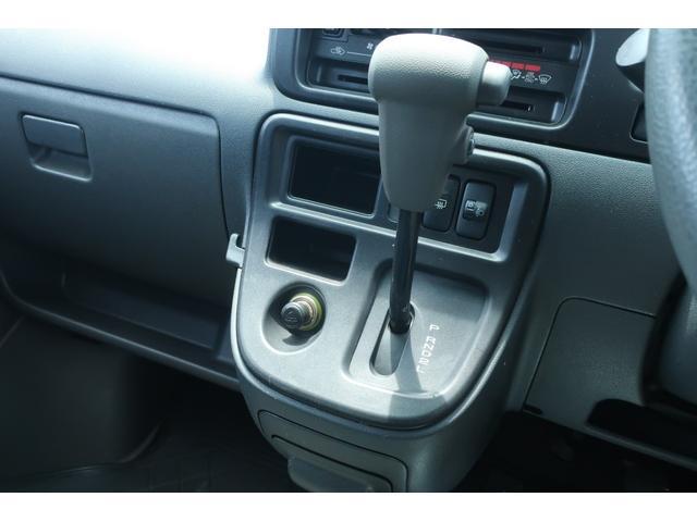クルーズターボ パートタイム4WD 新品14インチアルミホイール 新品オープンカントリーR/Tタイヤ オーバーヘッドシェルフ ケンウッドCDオーディオ USB接続 ETC 両側スライドドア(12枚目)