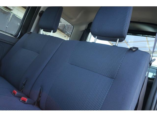 クルーズターボ パートタイム4WD 新品14インチアルミホイール 新品オープンカントリーR/Tタイヤ オーバーヘッドシェルフ ケンウッドCDオーディオ USB接続 ETC 両側スライドドア(25枚目)