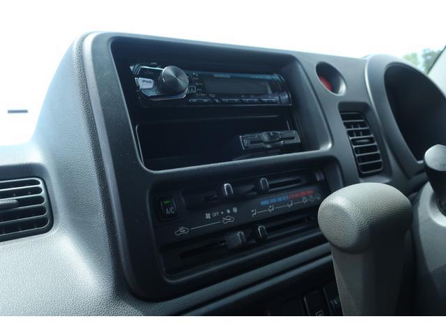 クルーズターボ パートタイム4WD 新品14インチアルミホイール 新品オープンカントリーR/Tタイヤ オーバーヘッドシェルフ ケンウッドCDオーディオ USB接続 ETC 両側スライドドア(33枚目)