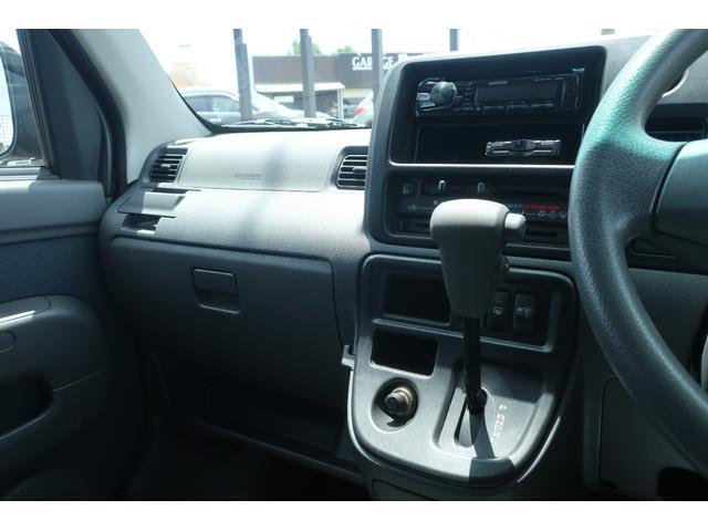 クルーズターボ パートタイム4WD 新品14インチアルミホイール 新品オープンカントリーR/Tタイヤ オーバーヘッドシェルフ ケンウッドCDオーディオ USB接続 ETC 両側スライドドア(42枚目)
