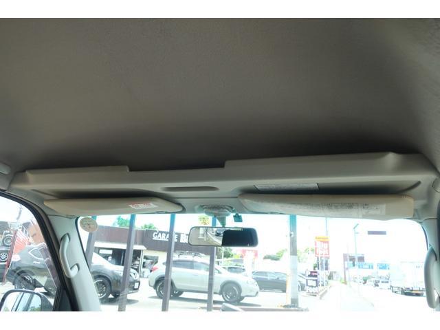 クルーズターボ パートタイム4WD 新品14インチアルミホイール 新品オープンカントリーR/Tタイヤ オーバーヘッドシェルフ ケンウッドCDオーディオ USB接続 ETC 両側スライドドア(46枚目)