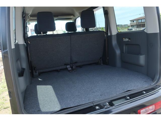 クルーズターボ パートタイム4WD 新品14インチアルミホイール 新品オープンカントリーR/Tタイヤ オーバーヘッドシェルフ ケンウッドCDオーディオ USB接続 ETC 両側スライドドア(52枚目)