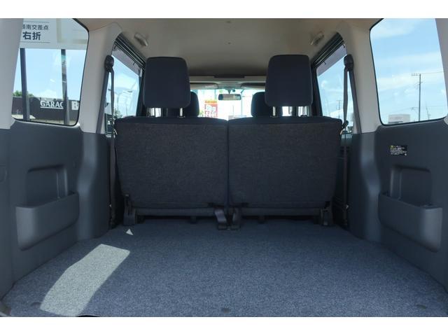 クルーズターボ パートタイム4WD 新品14インチアルミホイール 新品オープンカントリーR/Tタイヤ オーバーヘッドシェルフ ケンウッドCDオーディオ USB接続 ETC 両側スライドドア(53枚目)