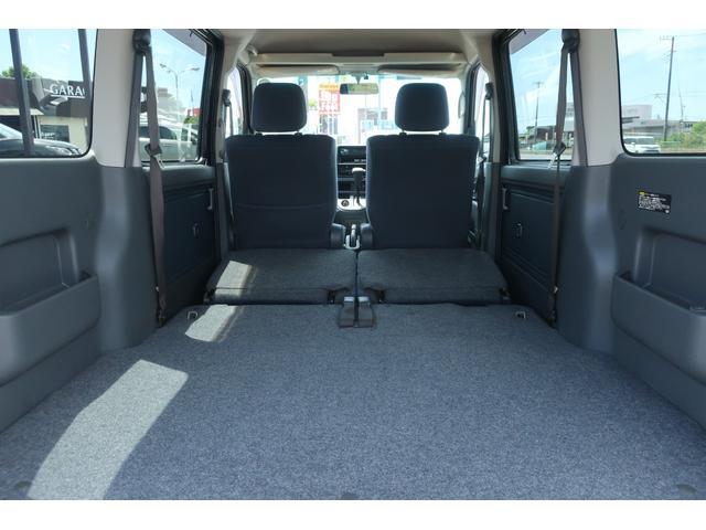 クルーズターボ パートタイム4WD 新品14インチアルミホイール 新品オープンカントリーR/Tタイヤ オーバーヘッドシェルフ ケンウッドCDオーディオ USB接続 ETC 両側スライドドア(54枚目)