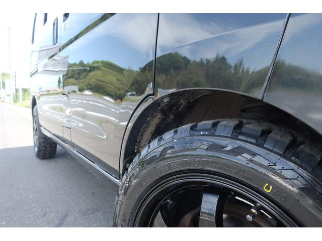 クルーズターボ パートタイム4WD 新品14インチアルミホイール 新品オープンカントリーR/Tタイヤ オーバーヘッドシェルフ ケンウッドCDオーディオ USB接続 ETC 両側スライドドア(62枚目)