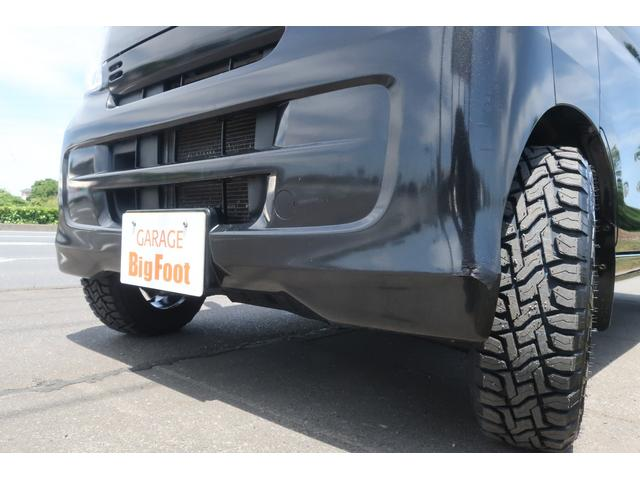 クルーズターボ パートタイム4WD 新品14インチアルミホイール 新品オープンカントリーR/Tタイヤ オーバーヘッドシェルフ ケンウッドCDオーディオ USB接続 ETC 両側スライドドア(68枚目)