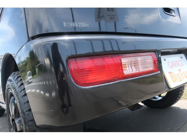 クルーズターボ パートタイム4WD 新品14インチアルミホイール 新品オープンカントリーR/Tタイヤ オーバーヘッドシェルフ ケンウッドCDオーディオ USB接続 ETC 両側スライドドア(73枚目)