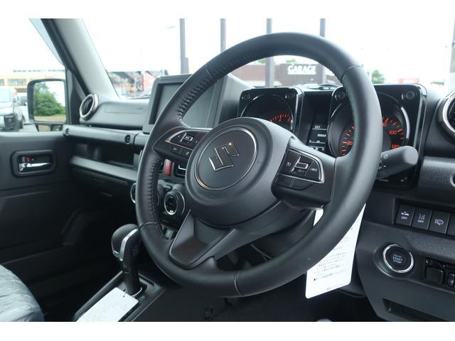 XC 届出済未使用車 陸送費無料 1.5インチリフトアップ 新品16インチホイール 新品ジオランダーM/Tタイヤ カスタムフロントグリル LEDヘッドライト スマートキー  シートヒーター(9枚目)