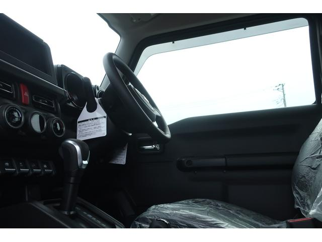 XC 届出済未使用車 陸送費無料 1.5インチリフトアップ 新品16インチホイール 新品ジオランダーM/Tタイヤ カスタムフロントグリル LEDヘッドライト スマートキー  シートヒーター(33枚目)