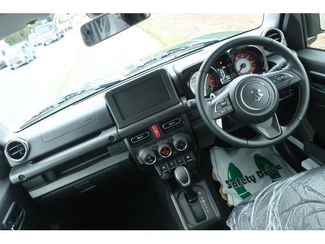 XC 届出済未使用車 陸送費無料 1.5インチリフトアップ 新品16インチホイール 新品ジオランダーM/Tタイヤ カスタムフロントグリル LEDヘッドライト スマートキー  シートヒーター(55枚目)