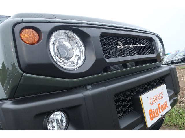 XC 届出済未使用車 陸送費無料 1.5インチリフトアップ 新品16インチホイール 新品ジオランダーM/Tタイヤ カスタムフロントグリル LEDヘッドライト スマートキー  シートヒーター(66枚目)