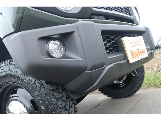 XC 届出済未使用車 陸送費無料 1.5インチリフトアップ 新品16インチホイール 新品ジオランダーM/Tタイヤ カスタムフロントグリル LEDヘッドライト スマートキー  シートヒーター(67枚目)