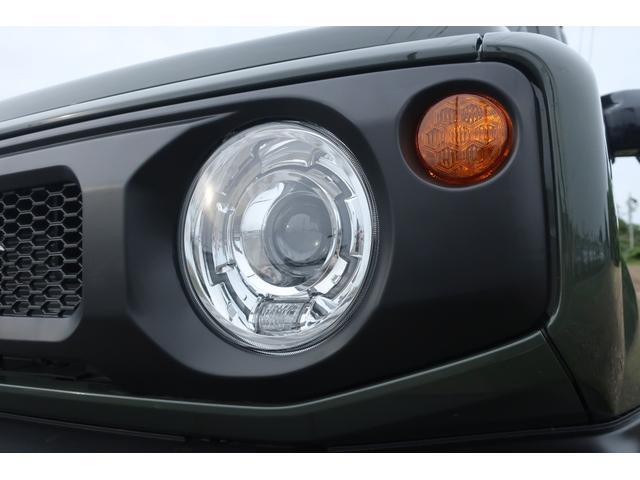 XC 届出済未使用車 陸送費無料 1.5インチリフトアップ 新品16インチホイール 新品ジオランダーM/Tタイヤ カスタムフロントグリル LEDヘッドライト スマートキー  シートヒーター(69枚目)
