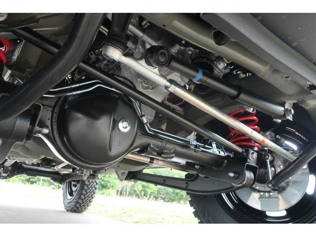 XC 届出済未使用車 陸送費無料 1.5インチリフトアップ 新品16インチホイール 新品ジオランダーM/Tタイヤ カスタムフロントグリル LEDヘッドライト スマートキー  シートヒーター(70枚目)